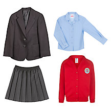 St Stephen's Primary School Girls' Uniform