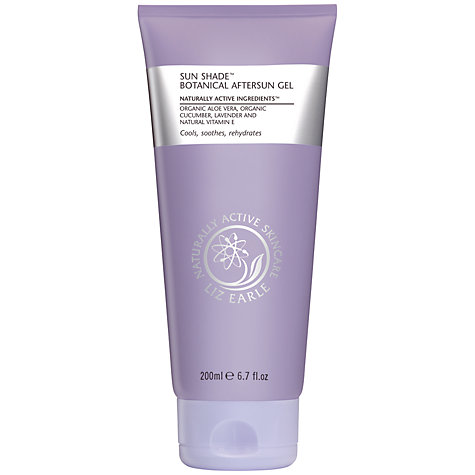 Buy Liz Earle Sun Shade™ Botanical Aftersun Gel, 200ml Online at johnlewis.com