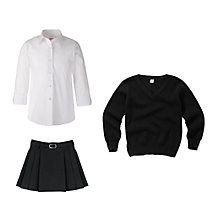 Whitehill Secondary School Girls' Uniform