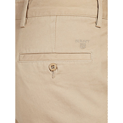 Buy Gant New Haven Cotton Chinos Online at johnlewis.com
