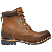 Buy Timberland Earthkeepers Rugged 6-Inch Waterproof Plain Toe Boots Online at johnlewis.com