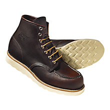 Buy Red Wing Classic Lifestyle 6-Inch Leather Boots Online at johnlewis.com