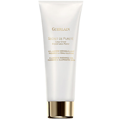 Buy Guerlain Secret de Purete Cleansing Oil, 125ml Online at johnlewis.com