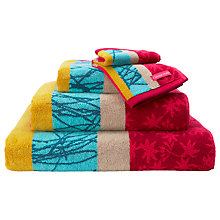 Buy Clarissa Hulse Fern Towels Online at johnlewis.com