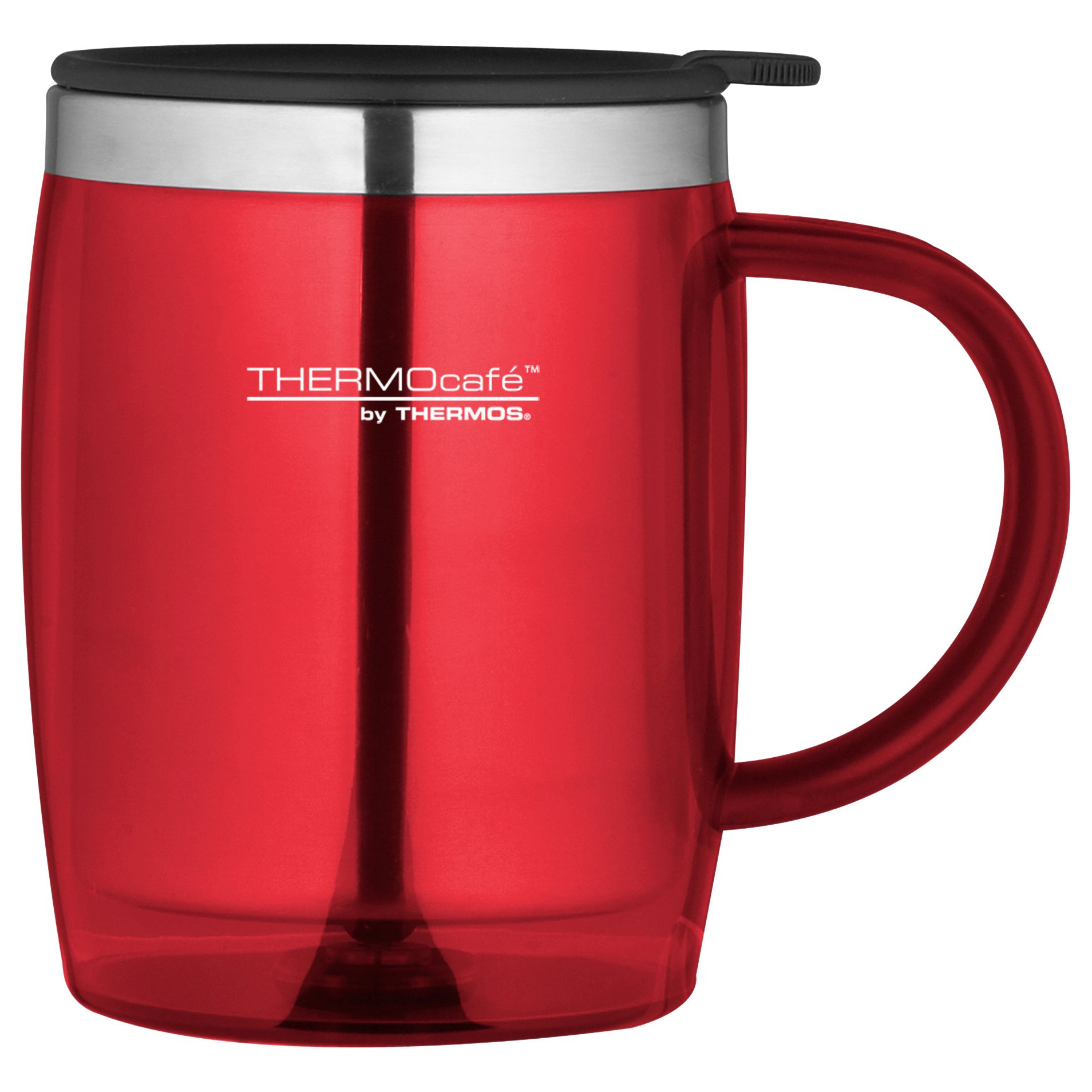 Thermos Desk Mugs, Blue