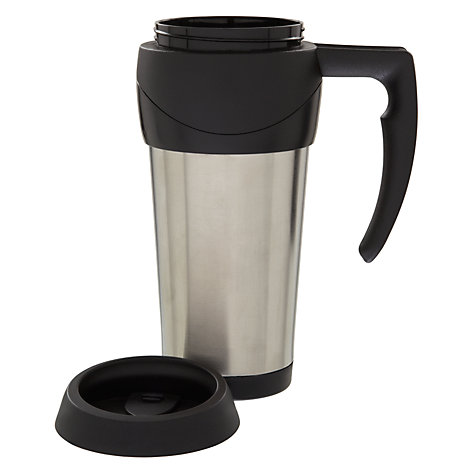 Buy John Lewis Everyday Travel Mug, 0.45L Online at johnlewis.com