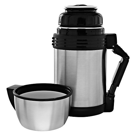 Buy John Lewis Food and Drink Flask, 1L Online at johnlewis.com