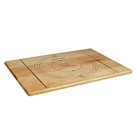 Buy Catskill Reversible Maple Pastry Board Online at johnlewis.com