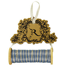 Buy V V Rouleaux Contrast Edge Ribbon Online at johnlewis.com