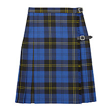 Buy Auckland College Girls' Senior Kilt Online at johnlewis.com
