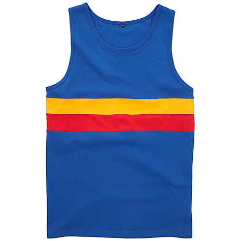 Buy The Blue Coat School Boys P.E Vest Online at johnlewis.com