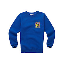 Buy The Blue Coat School Unisex Sports Sweatshirt Online at johnlewis.com