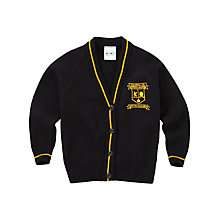 Buy Childwall C of E Primary School Girls' Cardigan Online at johnlewis.com