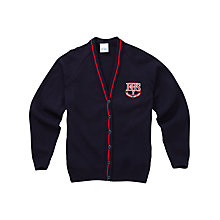 Buy Fazakerley High School Girls' Cardigan Online at johnlewis.com