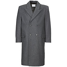 Buy John Lewis Unisex Nelson School Coat, Grey Online at johnlewis.com
