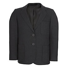 Buy Rudston Preparatory School Girls' Blazer, Grey Online at johnlewis.com