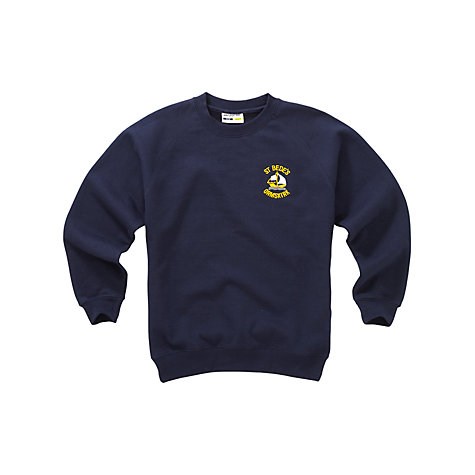 Buy St Bede's Catholic High School Unisex Years 7-9 Sports Sweatshirt Online at johnlewis.com