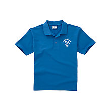 Buy St Bede's Catholic High School Unisex Years 10 & 11 Sports Polo Shirt Online at johnlewis.com