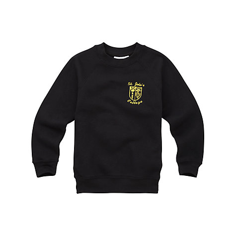 Buy St John's College Unisex Sports Sweatshirt Online at johnlewis.com
