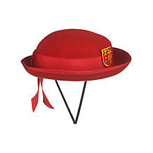 Buy St John's College Girls' Hat Online at johnlewis.com