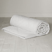 Buy John Lewis New Breathable Microfibre Duvet, 2.5 Tog Online at johnlewis.com