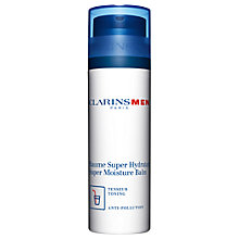 Buy ClarinsMen Super Moisture Balm, 50ml Online at johnlewis.com