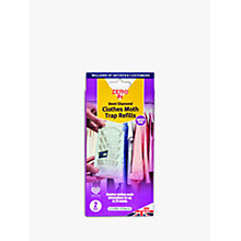 Buy ZeroIn Demi-Diamond Moth Killer Refills, Pack of 2 Online at johnlewis.com