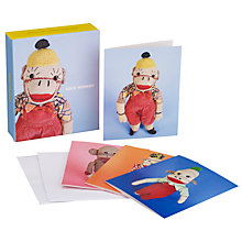 Buy Te Neues Monkey Notecards, Pack of 20 Online at johnlewis.com