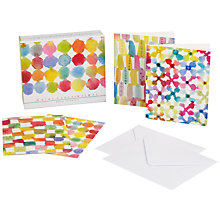Buy Te Neues Watercolour Whimsy Notecards, Pack of 20 Online at johnlewis.com