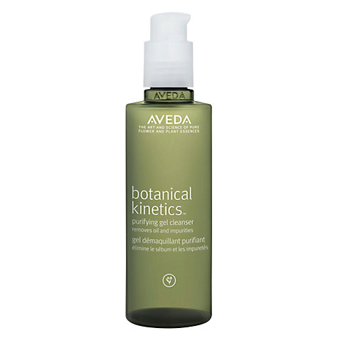 Buy AVEDA Botanical Kinetics™ Purifying Gel Cleanser, 150ml Online at johnlewis.com