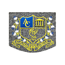 Buy Auckland College Unisex Blazer Badge, Multi Online at johnlewis.com