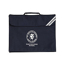 Buy Sancton Wood School Unisex Book Bag Online at johnlewis.com