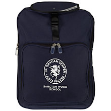 Buy Sancton Wood School Unisex Backpack Online at johnlewis.com
