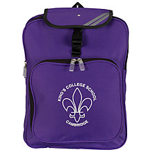 Buy King's College School Unisex Years 3-8 Backpack Online at johnlewis.com