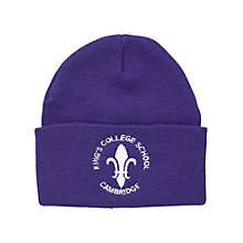 Buy King's College School Unisex Beanie Hat Online at johnlewis.com
