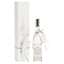 Buy Amelie et Melanie White Linen Room Spray, 100ml Online at johnlewis.com