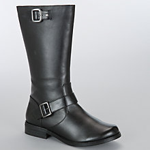 Buy John Lewis Girl Leather Riding Boots Online at johnlewis.com
