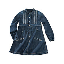 Buy Levi's Denim Dress, Indigo Online at johnlewis.com