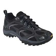 Buy The North Face Hedgehog GTX XCR III Men's Shoes, Black/Griffin Grey Online at johnlewis.com