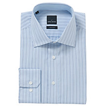 Buy Daniel Hechter Stripe Shirt, Blue Online at johnlewis.com