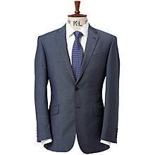 Buy Richard James Mayfair Wool & Mohair Suit Jacket, Royal Online at johnlewis.com