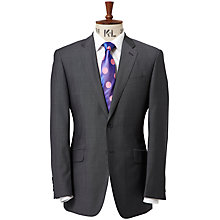 Buy Richard James Mayfair Wool & Mohair Suit Jacket, Grey Online at johnlewis.com
