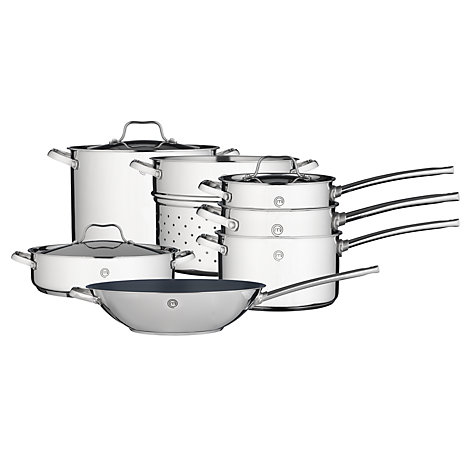 Buy MasterChef French Skillet, 20cm Online at johnlewis.com
