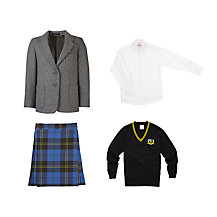 Auckland College Girls' Uniform