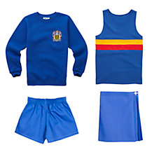 The Blue Coat School Boys' Sports Uniform