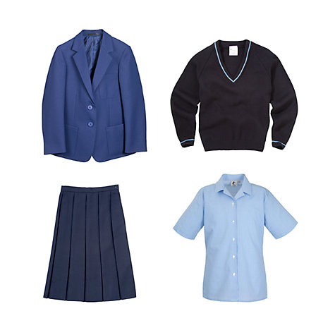 Buy Broughton Hall High School Technology College Girls' Uniform Online at johnlewis.com