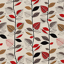 Buy John Lewis Autumn Leaves Furnishing Fabric Online at johnlewis.com
