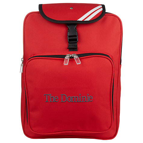 Buy The Dominie Unisex Backpack Online at johnlewis.com