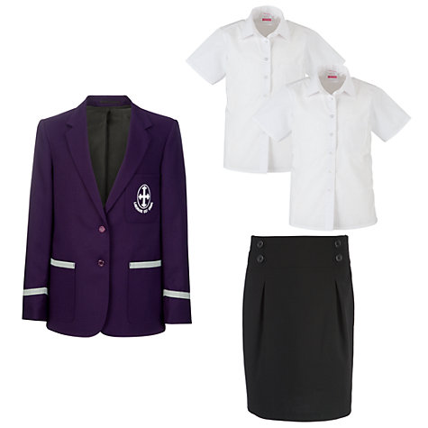 Buy St Hilda's CE High School Girls' Uniform Online at johnlewis.com
