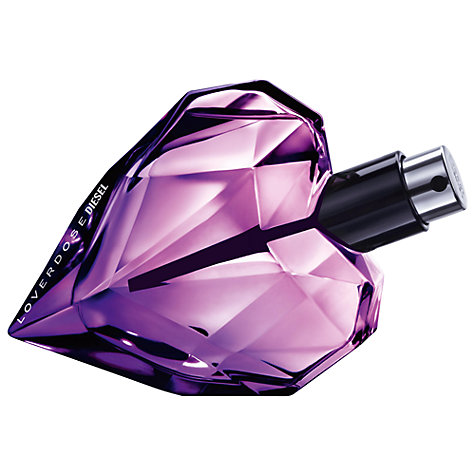 Buy Diesel Loverdose Eau de Parfum Online at johnlewis.com
